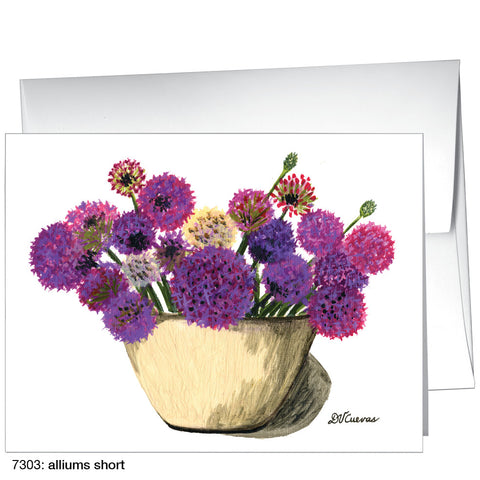 alliums short (#7303)