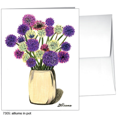 alliums in pot (#7305)