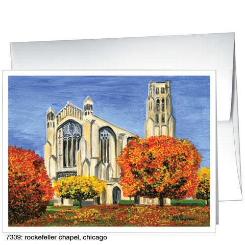 rockefeller chapel, chicago (#7309)