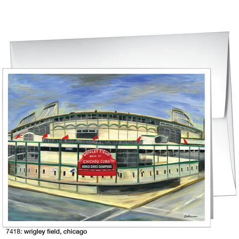 wrigley field, chicago (#7418)