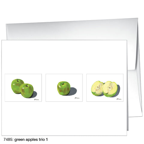 green apples trio (#7485)