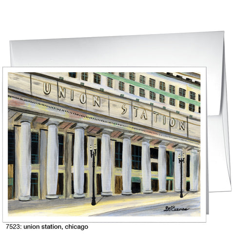 union station, chicago (#7523)