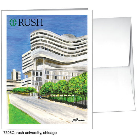 rush university, chicago (#7598C)