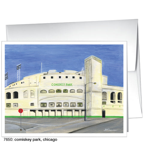 comiskey park, chicago (#7650)