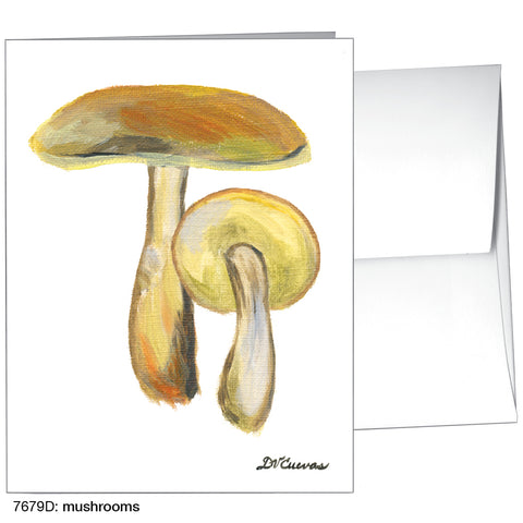 mushrooms (#7679D)