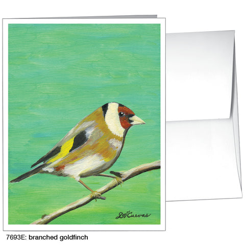 branched goldfinch (#7693E)