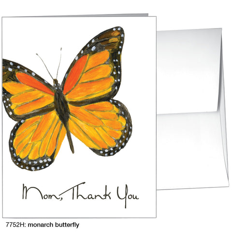 monarch butterfly (#7752H)