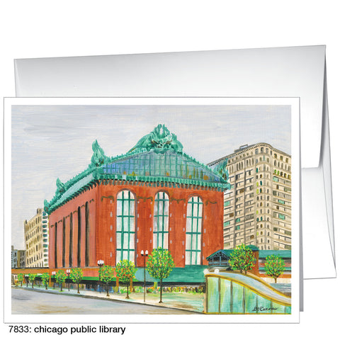 chicago public library (#7833)
