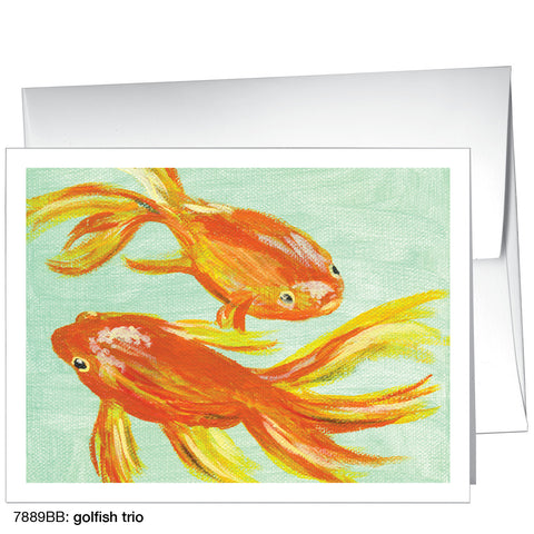 goldfish trio (#7889BB)