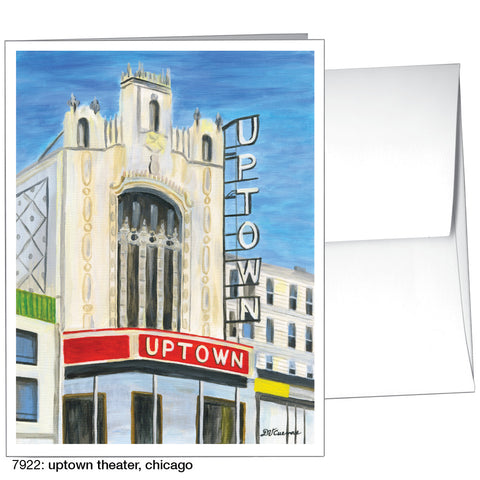 uptown theater, chicago (#7922)