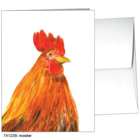 rooster (#7A122B)