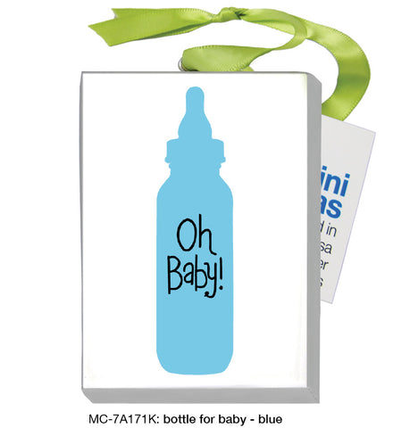 bottle for baby - blue (#MC-7A171K)