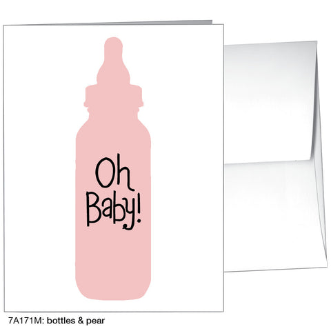 bottle for baby - pink (#7A171M)