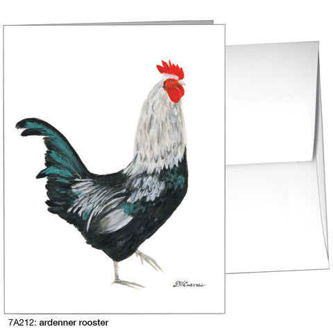 ardenner rooster (#7A212)