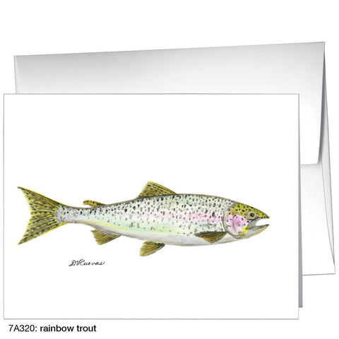 rainbow trout (#7A320)