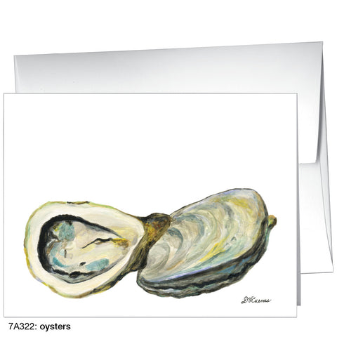 oysters (#7A322)