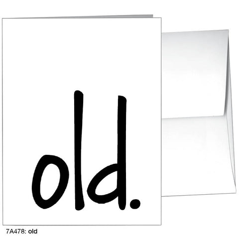 old (#7A478)