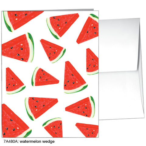watermelon wedge (#7A480A)