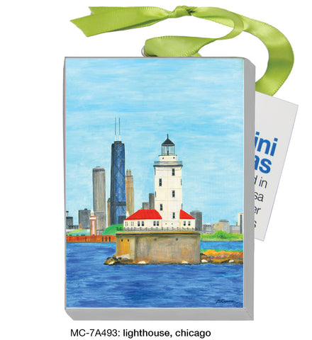 lighthouse, chicago (#MC-7A493)