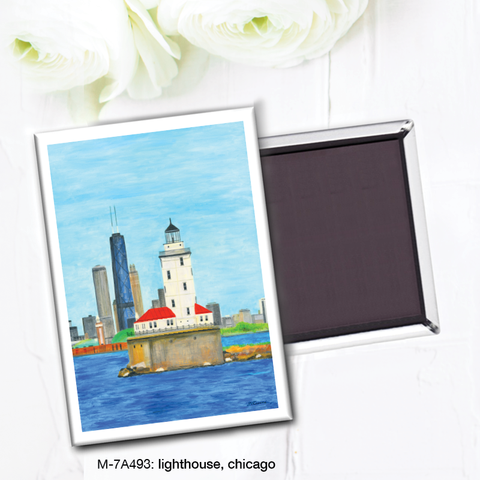 Lighthouse, Chicago (#M-7A493)