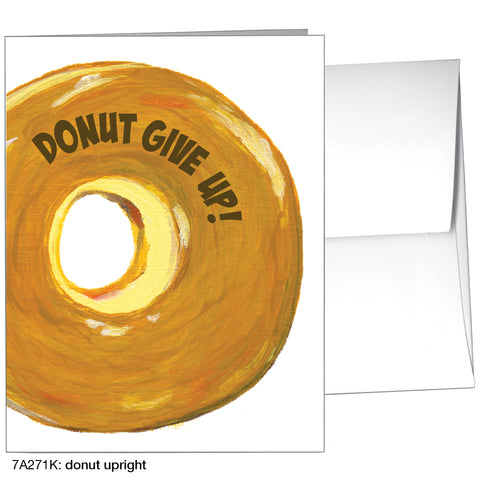 donut upright (#7A271K)