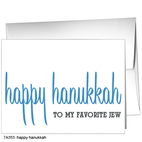 happy hanukkah (#7A353)