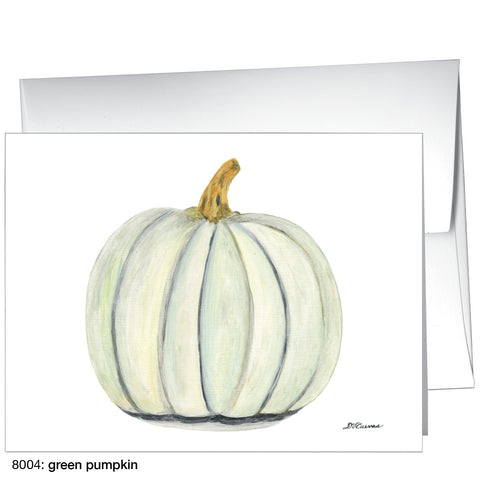 green pumpkin  (#8004)
