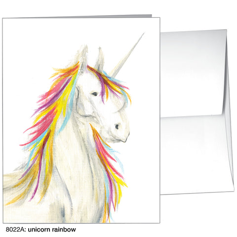 unicorn rainbow (#8022A)