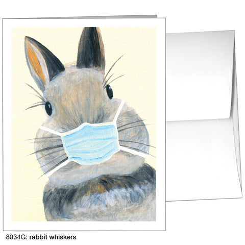 rabbit whiskers (#8034G)