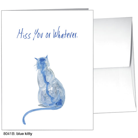 blue kitty (#8041B)