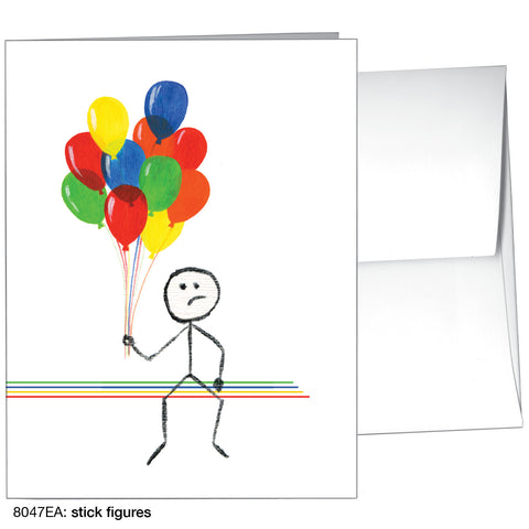 stick figures (#8047EA)