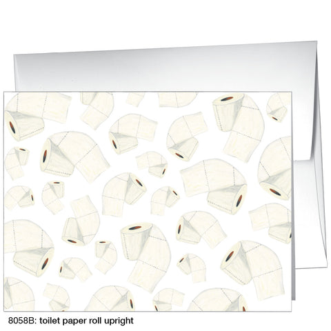 toilet paper roll upright (#8058B)