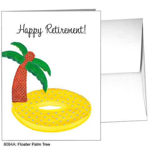 Floater Palm Tree (#8094A)