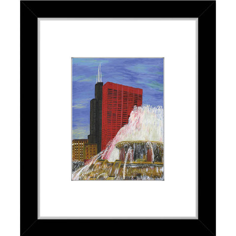 buckingham fountain (#7419)