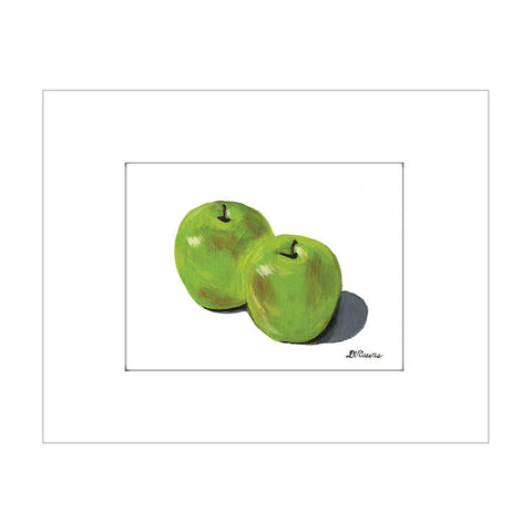 green apples trio b (#7485B)