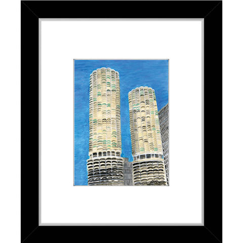 marina towers, chicago (#7809)