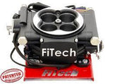 Fitech Go Efi 4 600HP Kit Black 30002