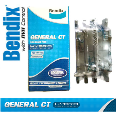 BENDIX DB1763 GCT  FORD FOCUS (R)