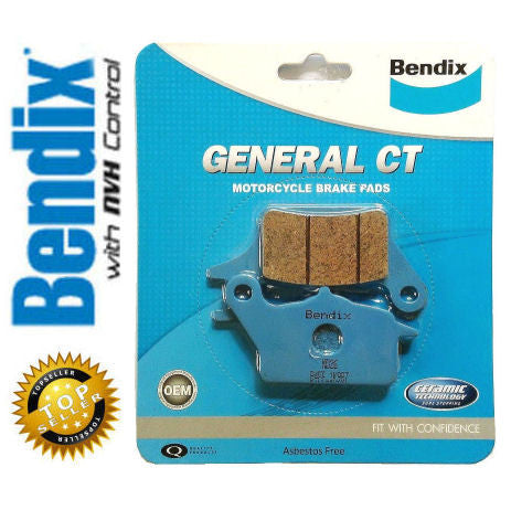 Bendix Dispad Motor MD26 Revo Abs/Fit, Blade, Supra Helm In, Hayate, Shogun Axelo
