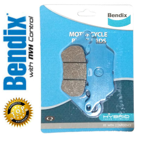 Bendix MD48 Yamaha R25, MT25 Front