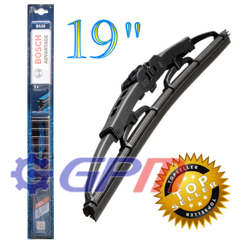 "Wiper Mobil BOSCH 19"" ADVANTAGE with Graphite Coating"