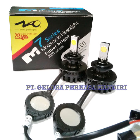 LED Cree Gen 3 LED 4000 Lumens Super Bright Kawasaki Ninja 250, Z250, DLL .