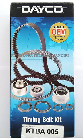Timing Belt Kit CHEVROLET OPTRA 1.8 DOHC Merk DAYCO