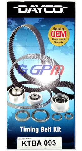 TIMING BELT KIT CHEVROLET ZAFIRA 1.8L MERK DAYCO