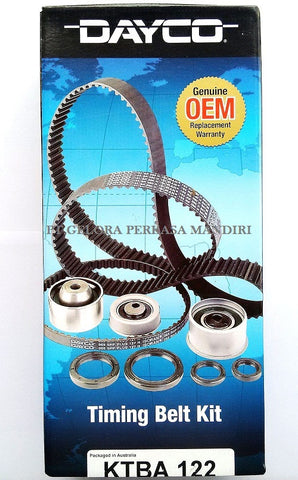 Timing Belt Kit CHEVROLET CAPTIVA BENSIN, BLAZER DOHC Merk DAYCO