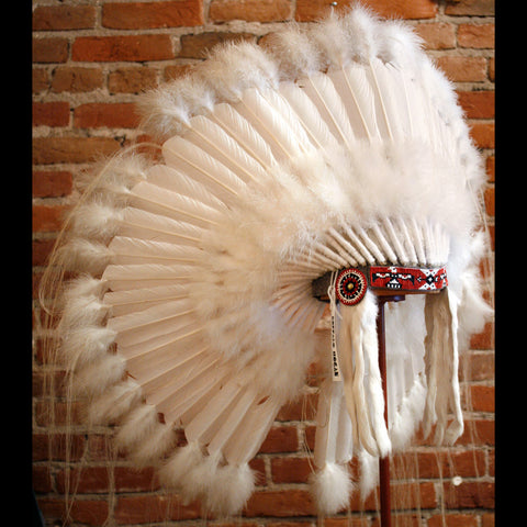 Ceremonial Wedding Indian Headdress
