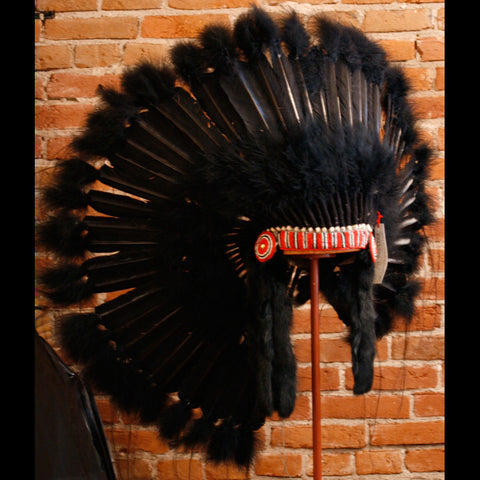 Black Mesa Indian Headdress