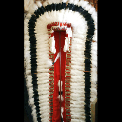 Proud Warrior Indian War Bonnet