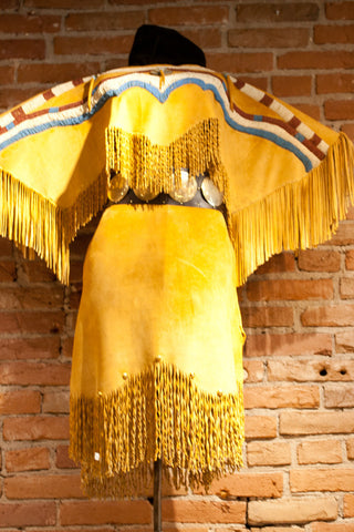 Soaring Eagle Dress by John MacLeod