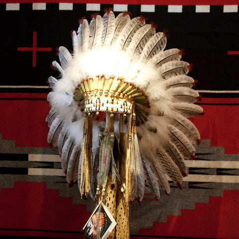Halo Headdress by Russ Kruse